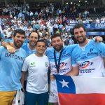 Pablo Huete y Ramón Ayarza lograron el ascenso a Primera División del rugby francés