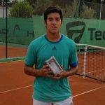 Christian Garín se tituló campeón del Futuro 21 Túnez