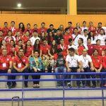 Chile obtiene el tercer lugar en el Sudamericano Adulto de Karate