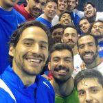 Chile alcanza el liderato del Grupo A del Panamericano de Handball Masculino