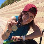 Camila Harambour ganó el imaginExtreme BMX en Barcelona