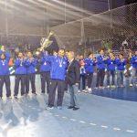 Chile se quedó con la medalla de plata del Panamericano de Handball Varones