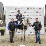 Club de Polo y Equitación San Cristóbal vivió una nueva jornada del Campeonato de Saltos