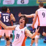 La Roja del volleyball masculino derrota a Argelia pero no clasifica a Río 2016