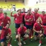 Chile 7 clasificó a cuartos de final del Seven de Mónaco