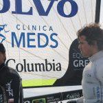 Benjamín Grez sufre lesión a la rodilla durante entrenamientos en Río de Janeiro
