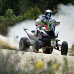 Ignacio Casale obtuvo el segundo lugar en la primera etapa del Rally de Sardegna