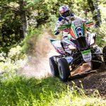 Ignacio Casale se retiró del Rally de Sardegna por problemas mecánicos