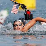 Kristel Köbrich buscará este sábado la clasificación en aguas abiertas a Río 2016