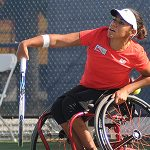 Macarena Cabrillana jugará la final de dobles del German Open Wheelchair