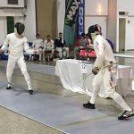 Paris Inostroza ocupó el sexto lugar en el Panamericano de Esgrima