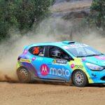 Rauly Martínez busca nuevo auto para disputar el resto de la temporada del Rally Mobil