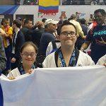 Dos medallas logró la representación nacional en el Panamericano de Parataekwondo