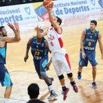 Chile disputará el séptimo lugar del Sudamericano de Básquetbol