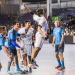 Chile sumó su tercera victoria en el Panamericano de Handball Masculino