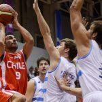 La Roja del básquetbol masculino ya tiene nómina para el Sudamericano