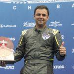 Cristian Bolton ganó la tercera fecha del Air Race World Championship