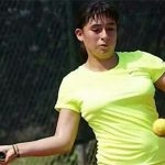 Alejandra Morales cayó en octavos de final del ITF Buenos Aires