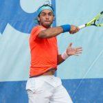 Gonzalo Lama cayó en cuartos de final del Challenger de Caltanissetta