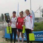 Maria José Mailliard gana medalla de oro en la Copa del Mundo de Canotaje