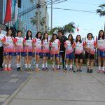 """Las """"Marcianitas"""" inician gira a Europa para preparar el Mundial de Iquique"""