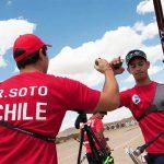 Team Chile de Tiro con Arco busca la clasificación por equipos a Río 2016