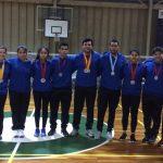Antofagasta confirmó su poderío en el Nacional de Badminton 2016