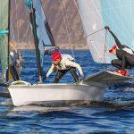 Arantza y Begoña Gumucio logran el quinto lugar en la Semana de la Vela de Río