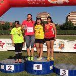 Natalia Ducó gana medalla de oro en torneo español