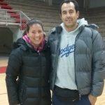 """Lorena Infantes: """"El Sudamericano de Cali fue muy positivo"""""""