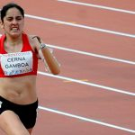 """Amanda Cerna: """"Estoy feliz por los resultados que he conseguido"""""""