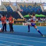 Norka Moretic obtiene el quinto lugar del salto triple en el Mundial Juvenil de Atletismo