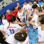 """Las """"Lobitas"""" ocuparon el puesto 22 del Mundial Junior Femenino de Handball"""