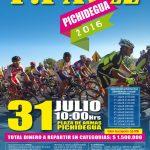 Pichidegua recibe este fin de semana una nueva versión de la Clásica Pedro Pavez de Ciclismo