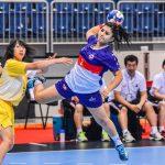 Chile cayó ante Angola por el Mundial Juvenil Femenino de Handball