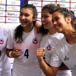 """Las """"Lobitas"""" derrotaron a Congo y jugarán por el puesto 21 del Mundial Juvenil Femenino de Handball"""