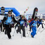 Valle Nevado recibe este fin de semana el Columbia Snow Challenger 2016