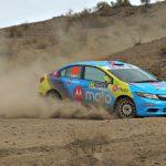 Fernando Baile buscará el podio en el Gran Premio de Osorno del Rally Mobil