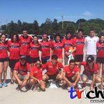 Triatletas nacionales realizaron una buena actuación en el Panamericano Junior y Sub 23