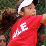 Josefa Fernández se tituló campeona de la Copa Quito Tenis y Golf Club