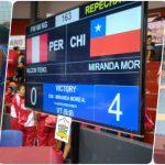 Selección Chilena Cadete disputó el Panamericano de Lucha Olímpica en Lima