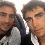 Hermanos Miranda y Emile Ritter compiten este domingo en Moscú