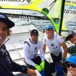 Argentino Mario Segers reemplaza temporalmente a lesionado integrante del Equipo Grez