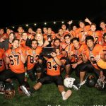 Felinos de La Florida se tituló campeón juvenil nacional de fútbol americano