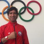 Matías del Solar se apronta para sus cuartos Juegos Olímpicos