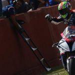 Maxi Scheib marcha segundo en el Campeonato Europeo de Superbike