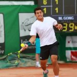 Christian Garín avanzó a octavos de final en el Futuro 19 Italia