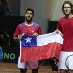 Hans Podlipnik y Nicolás Jarry ganan en su debut de dobles en Cali