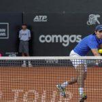 Peralta y Zeballos avanzaron a cuartos de final de dobles del ATP de Bastad