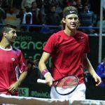 Hans Podlipnik y Nicolás Jarry jugarán la final de dobles del Challenger de Cali